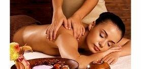 Сеансы массажа всети салонов красоты Marsel фото