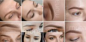Скидка наобновление любой зоны догода встудии перманентного макияжа Muna фото