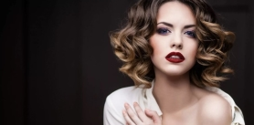 """Стрижки и окрашивание корней в студии красоты """"K-Beauty""""! фото"""