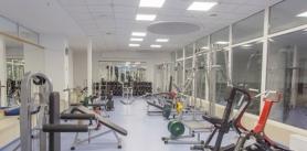 Абонементы втренажерный зал вгостинице «Беларусь» фото