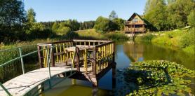 - 100% на комфортный и беззаботный отдых в агроусадьбе «Холмогоры» ! фото