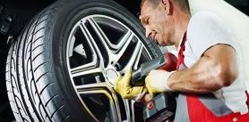 -53% на шиномонтаж 1-4х колес, на ремонт проколов, балансировку колёс, сезонное хранение шин. фото