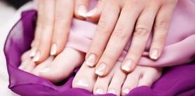 Долговременное покрытие, маникюр, педикюр, наращивание ногтей вшколе маникюра SoNata фото