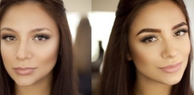 -50% на моделирование, коррекцию и окраску бровей фото