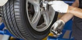 Ремонт проколов ибалансировка колес отавтосервиса «Гриф-К» фото