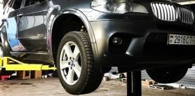 Шиномонтаж, балансировка вавтосервисе «ШипШина» фото