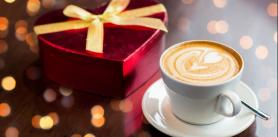 -100% на чашку ароматного кофе в лаунж баре «Black Lion»! фото