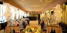 Оформление зала вкафе «Пан Бровар» фото