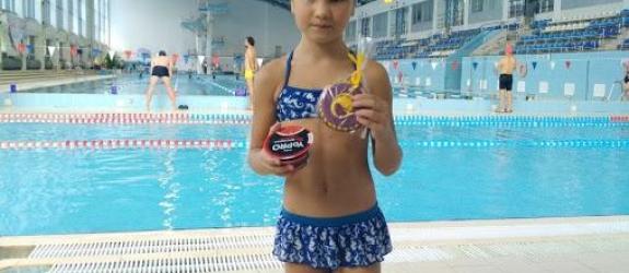 «Клуб плавания Александры Герасимени» фото
