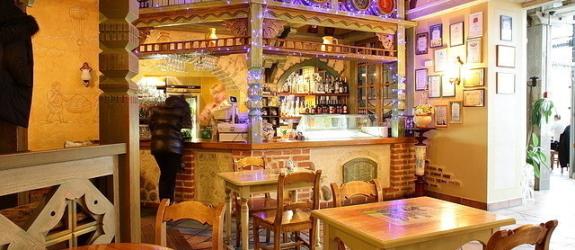 Ресторан-бистро ЛИДО фото