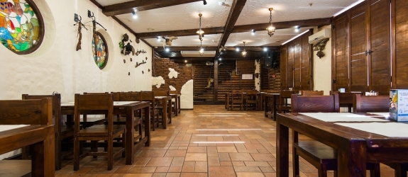 Ресторан Охота фото