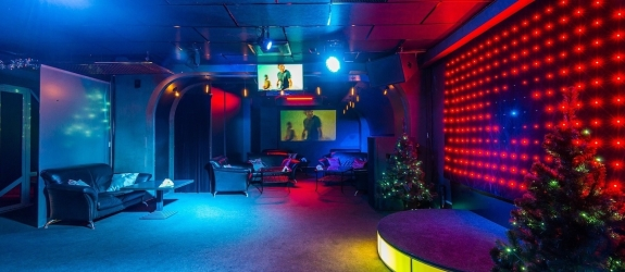 Караоке Serebro karaoke room (Серебро караоке рум) фото