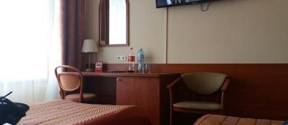 Ресторан гостиницы Спутник фото