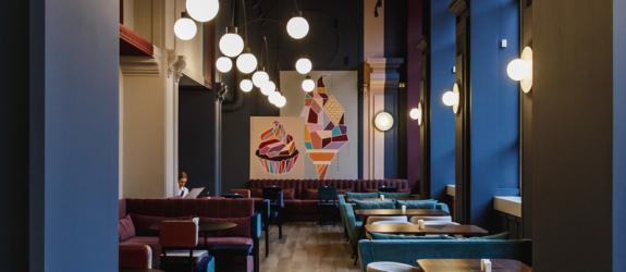 Городское кафе La Crête D'Or (Золотой гребешок) фото