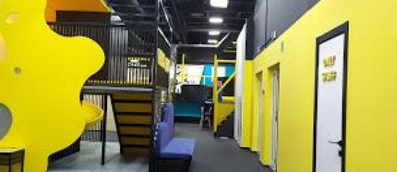 Батутная арена Hero Park фото