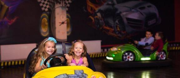 Семейный развлекательный центр BUMPER PARK фото