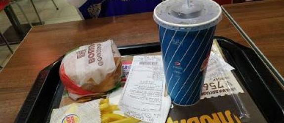 Ресторан быстрого обслуживания Burger King фото