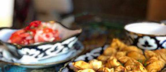 Кафе Чайхана Ташкент фото