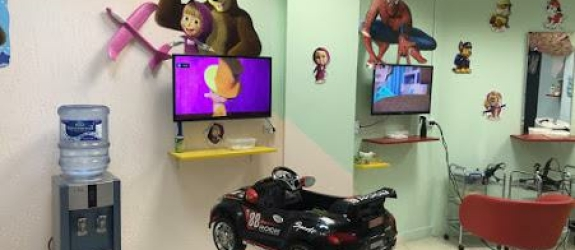Детская парикмахерская SuperНожницы фото