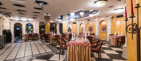 Ресторан Радзивилловский фото