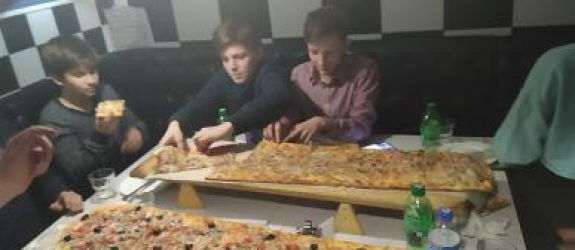 Пиццерия ПиццаМания Amsterdam фото