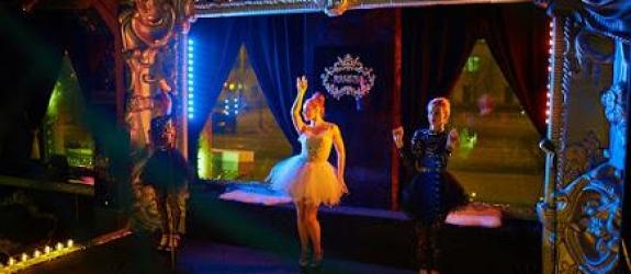 Театр караоке клуб ресторан Богема фото