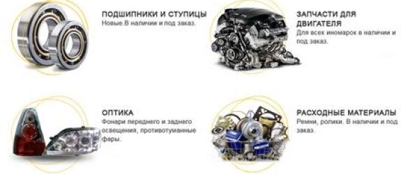 Магазин автозапчастей «БелВегагрупп» фото