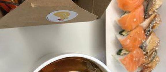 Доставка блюд японской кухни TokiNY фото