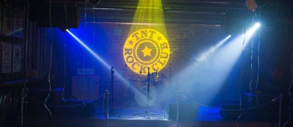 Клуб TNT ROCK CLUB фото