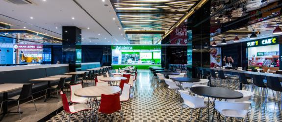 Ресторан здорового фастфуда Salateira (Салатейра) фото