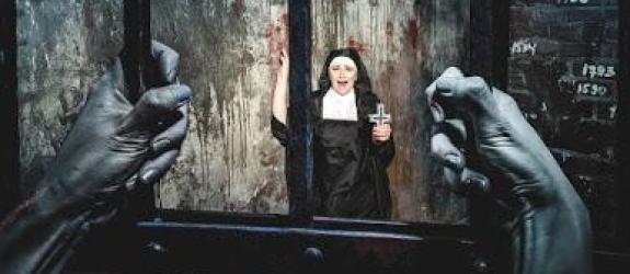 Квест-перфоманс «1408. Отель с призраками» фото