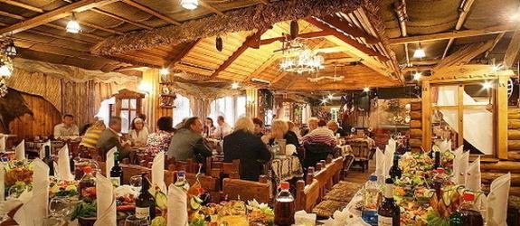 Ресторан славянской кухни Трактиръ на Парковой фото