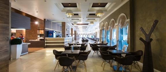 Ресторан быстрого обслуживания Belvedere (Бельведер) фото