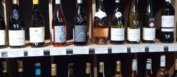 Магазин вина и закусок Faust фото