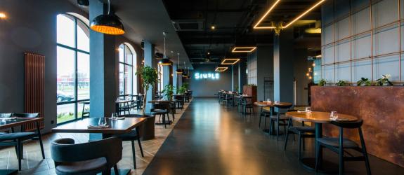 Ресторан SIMPLE (Симпл) фото