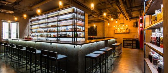 Коктейльный бар Банки-Бутылки фото