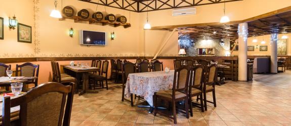 Пивной ресторан Старое русло фото
