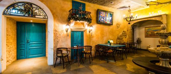 Галерея-кафе Артель фото