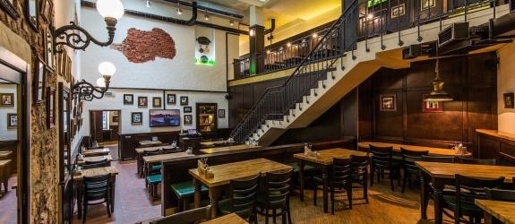 Ресторан Староместный пивовар фото