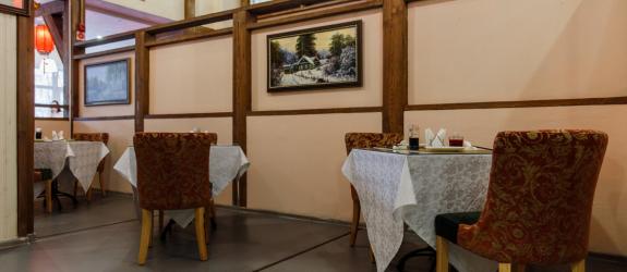 Ресторан Восточный фото