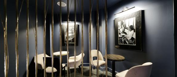 Кофейня La Crête D'Or (Золотой гребешок) фото