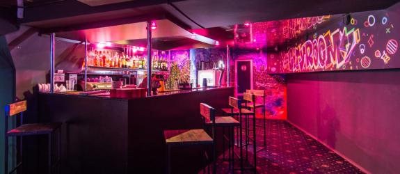 DJ-бар, кальянная City Room (Сити Рум) фото