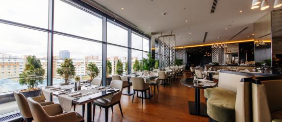 Ресторан Ember (Эмбер) фото