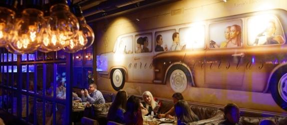 Ресторан Публика фото