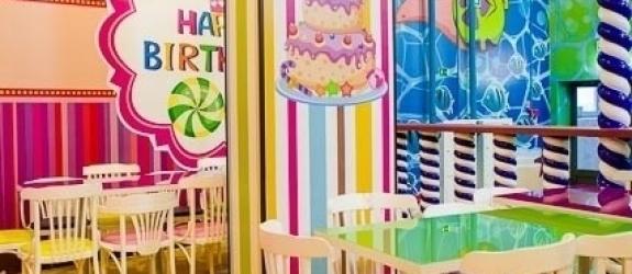 Детский развлекательный центр Карамелька ARENAcity фото