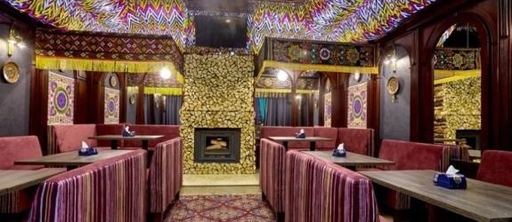 Кафе Чайхана Lounge Cafe (Чайхана Лаунж Кафе) фото