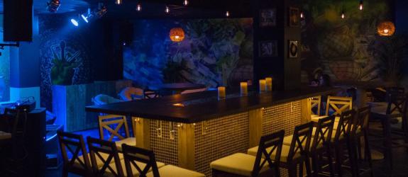 Регги-бар Жеваный крот фото