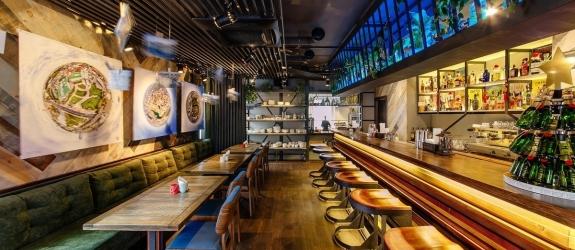 Коктейль-бар с Азиатской кухней GODJI (Годжи) фото