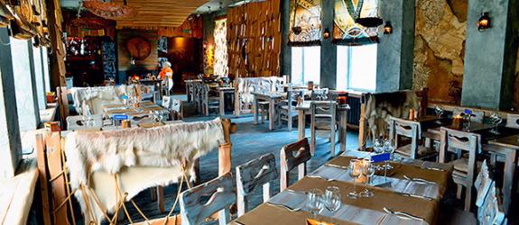 Ресторанный комплекс Экспедиция. Северная кухня фото