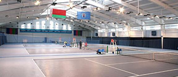 Теннисные корты Городской центр олимпийского резерва по теннису фото